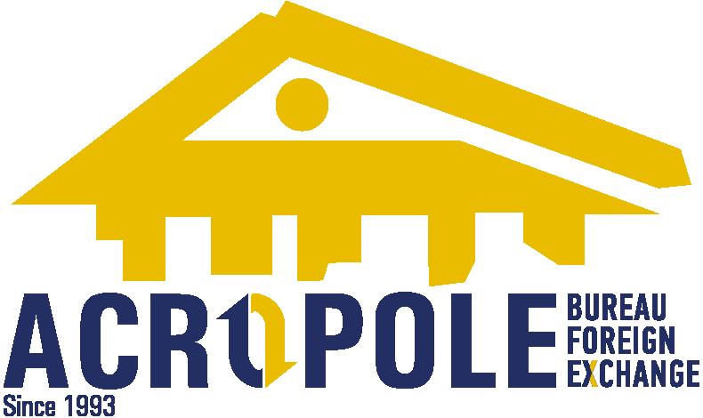 Acropole exchange Logo
